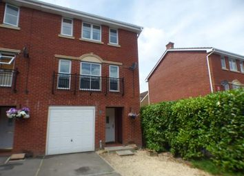 Thumbnail 4 bed end terrace house for sale in Stroud Way, Weston-Super-Mare