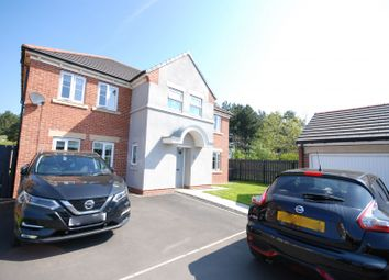 Thumbnail 4 bed detached house for sale in Nuthatch Close, Five Mile Park, Wideopen