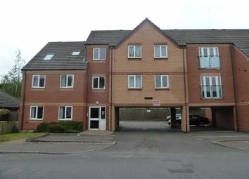 Thumbnail 2 bed flat for sale in Grove Court, Attleborough, Nuneaton