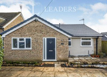 Thumbnail 4 bed bungalow to rent in The Paddock, Ockbrook, Derby