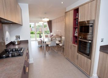 "Thumbnail 3 bedroom semi-detached house for sale in ""The Thirston"" at Bassington Avenue"