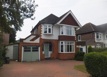 Thumbnail 3 bed detached house for sale in Boldmere Drive, Boldmere, Sutton Coldfield
