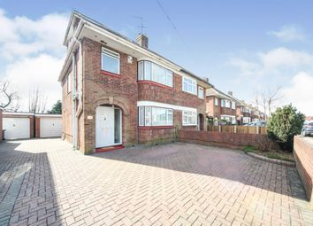 Thumbnail 4 bed semi-detached house for sale in Dahlia Close, Ashcroft Road, Luton