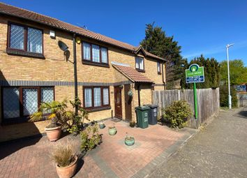 Thumbnail 2 bed terraced house for sale in Whites Close, Greenhithe, Kent