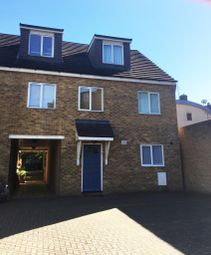 Thumbnail 4 bed semi-detached house for sale in 7 Priory Court, Gravel Walk, Rochester, Kent