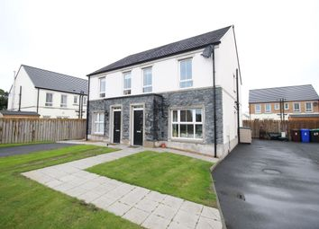 Thumbnail 3 bed semi-detached house for sale in Rocklyn Avenue, Donaghadee