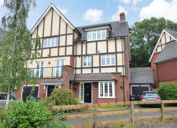 Thumbnail 3 bed town house for sale in Laneham Place, Kenilworth