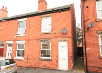 Thumbnail 3 bedroom end terrace house for sale in Latham Street, Bulwell, Nottingham
