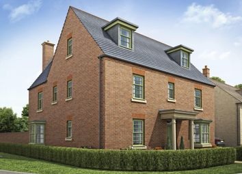 "Thumbnail 5 bed detached house for sale in ""Moorcroft"" at Witney Road, Kingston Bagpuize, Abingdon"