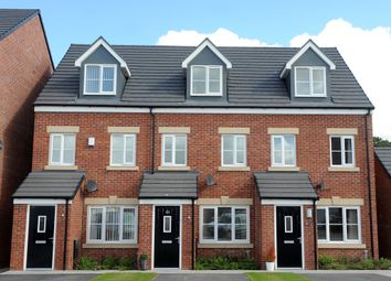 "Thumbnail 3 bedroom end terrace house for sale in ""Souter"" at Windsor Way, Carlisle"