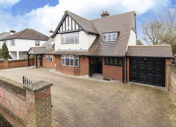 Thumbnail 5 bed detached house for sale in Albury Walk, Cheshunt, Waltham Cross