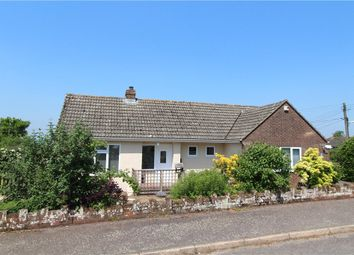 Thumbnail 2 bed detached bungalow for sale in Gate Close, Hawkchurch, Axminster, Devon
