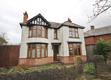 Thumbnail 3 bed detached house for sale in Main Road, Jacksdale, Nottingham