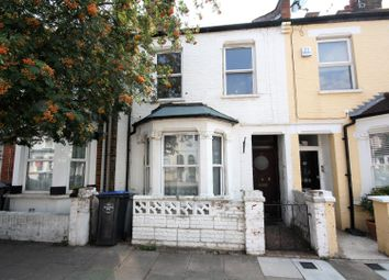 Thumbnail 4 bed terraced house for sale in Greyhound Road, London