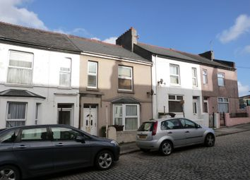 Thumbnail 5 bedroom terraced house for sale in Oakfield Terrace Road, Plymouth