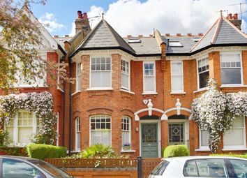 Thumbnail 5 bed terraced house for sale in Grasmere Road, Muswell Hill, London