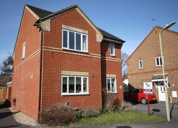 Thumbnail 3 bedroom detached house for sale in Sorrel Drive, Whiteley, Fareham