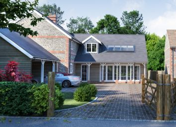 Thumbnail 5 bed detached house for sale in Fox Hills Road, Lytchett Matravers, Poole