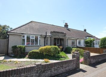 Thumbnail 3 bed semi-detached bungalow for sale in Henty Road, Worthing, West Sussex