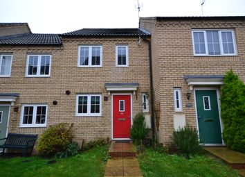 Thumbnail 2 bed terraced house to rent in Turner Drive, Ely