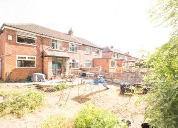 Thumbnail 5 bed semi-detached house for sale in Roslyn Avenue, Urmston