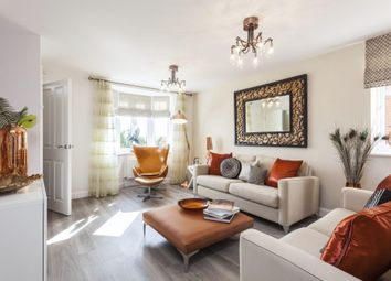 """Thumbnail 3 bed semi-detached house for sale in """"Kennett"""" at Mount Street, Barrowby Road, Grantham"""