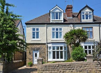 Thumbnail 5 bed semi-detached house for sale in Mylnhurst Road, Ecclesall, Sheffield