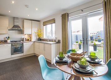 "Thumbnail 3 bedroom terraced house for sale in ""Belvoir End"" at Mugiemoss Road, Bucksburn, Aberdeen"