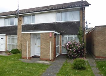 Thumbnail 2 bed maisonette for sale in Woodway Lane, Walsgrave, Coventry