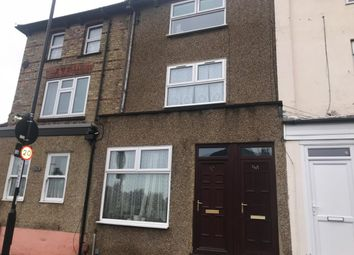 Thumbnail 1 bed flat to rent in Mersham Road, Thornton Heath