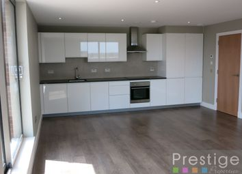Thumbnail 4 bed flat to rent in Dowsett Road, London