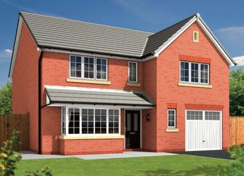 Thumbnail 4 bed detached house for sale in The Shakespeare Lawton Green, Alsager, Stoke-On-Trent