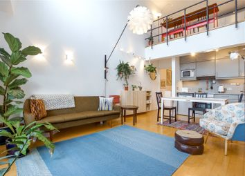 Thumbnail 1 bed flat for sale in New Crane Wharf, 8 New Crane Place, London