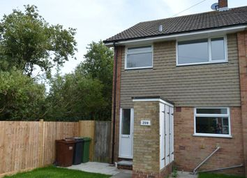 Thumbnail 3 bed property to rent in Percival Road, Eastbourne