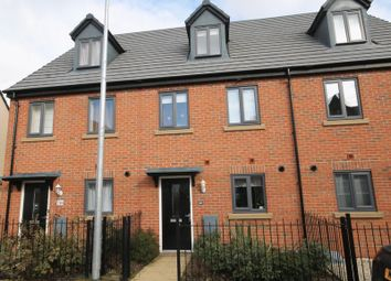 Thumbnail 3 bed terraced house for sale in Smithy Way, Lawley Village, Telford