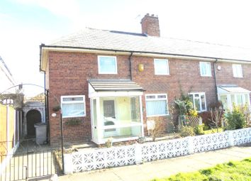 Thumbnail 3 bed end terrace house for sale in Ferns Road, Bebington