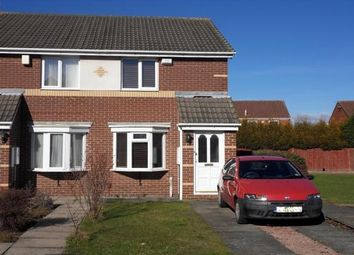 Thumbnail 2 bed semi-detached house to rent in Broad Meadows, Kenton, Newcastle Upon Tyne