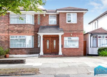 Thumbnail 5 bedroom semi-detached house for sale in Manor Drive, Whetstone, London
