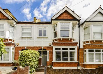 Thumbnail 4 bed terraced house for sale in Durnsford Avenue, London