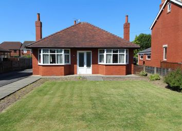 Thumbnail 2 bed detached bungalow for sale in Station Road, Hesketh Bank, Preston