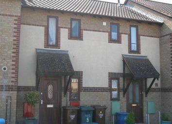 Thumbnail 1 bed terraced house to rent in Fircroft, Bicester