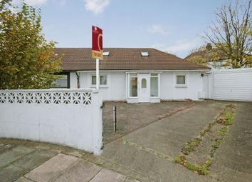 Thumbnail 4 bed semi-detached bungalow to rent in Lowfield Road, London