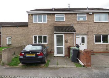 Thumbnail 3 bedroom terraced house for sale in Brewer Street, Walsall