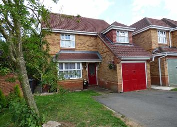 Thumbnail 4 bed detached house for sale in Larch Drive, Daventry