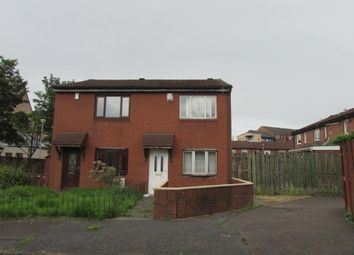 Thumbnail 2 bed semi-detached house to rent in Edrom Court, Glasgow