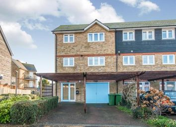 Thumbnail 3 bed end terrace house for sale in Waterside Close, Faversham