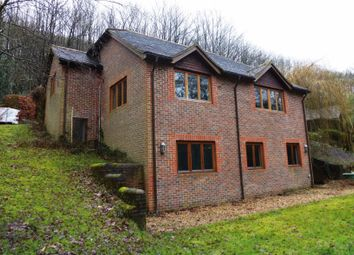 Thumbnail 3 bed detached house for sale in Ivy Cottage, Canhouse Lane, Rake, Liss, Hampshire