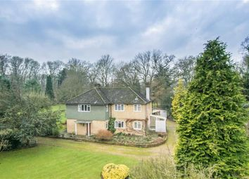 Thumbnail 4 bed detached house for sale in St Marys Lane, Hertingfordbury, Herts