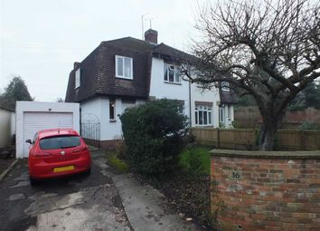 Thumbnail 3 bed semi-detached house to rent in Church Street, Westbury, Wiltshire