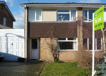 Thumbnail 3 bedroom property to rent in Orchard Close, Towcester